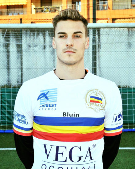 Verbania Calcio David Ramponi centrocampista