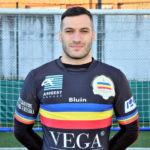 Verbania Calcio Giovanni Russo Portiere