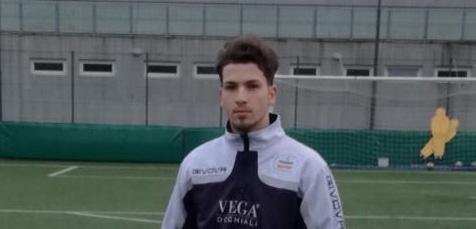 Roberto Greco al Verbania Calcio