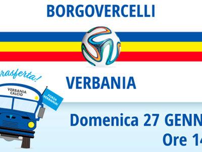 Locandina asdc verbania contro Borgovercelli