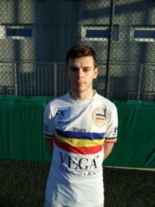 Simone Spadone, Attaccante Juniores Verbania Calcio Stagione 2018-2019