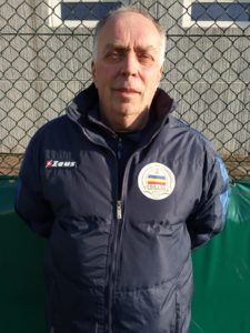 Franco Azzarini, Responsabile Juniores Verbania Calcio Stagione 2018-2019