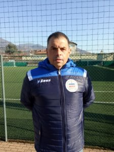 Danilo De Lucia, Responsabile Juniores Verbania Calcio Stagione 2018-2019