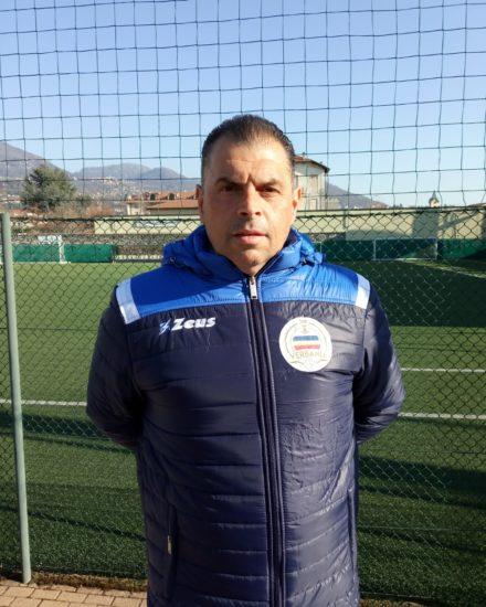 Danilo De Lucia, Responsabile Juniores Verbania Calcio Stagione 2019-2020