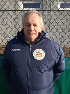 Cesare Fighetti, Responsabile Juniores Verbania Calcio Stagione 2018-2019