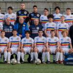 La Juniores Verbania Calcio allo Stadio Pedroli insieme a Staff tecnico e Dirigenza