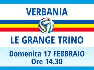 Verbania Calcio - Trino quinta giornata di ritorno