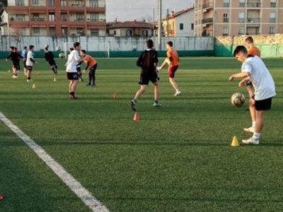 Verbania Calcio - Juniores preparazione