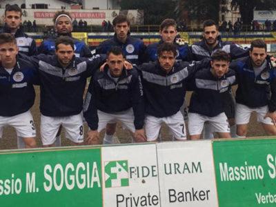 Verbania Calcio finisce a reti inviolate la partita contro Aygrevile
