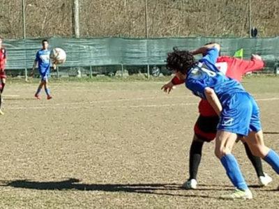 Verbania Calcio Juniores Gattico pareggio