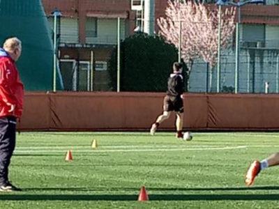 Verbania Calcio - Juniores: preparazione in previsione della partita contro il Gattico