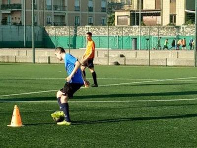 Verbania Calcio Juniores Vaprio preparazione
