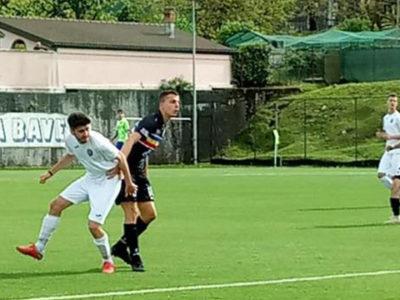 Verbania Calcio Juniores sconfitta dal Baveno