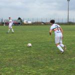 ASD Alicese - Verbania Calcio: un'azione di Corio