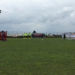 Alicese-Verbania Calcio: minuto di silenzio