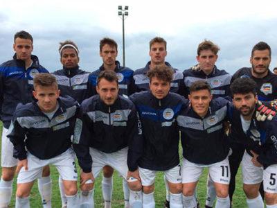 Verbania Calcio: la squadra scesa in campo contro l'Alicese
