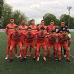 Verbania Calcio formazione scesa in campo contro Vanchiglia