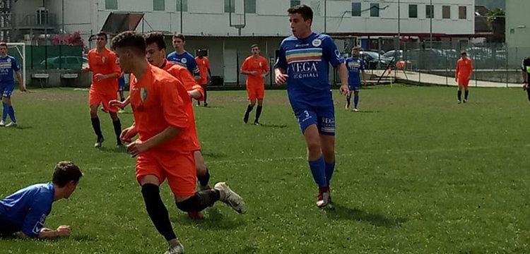 Verbania Calcio Juniores - Gravellona SP Vittoria