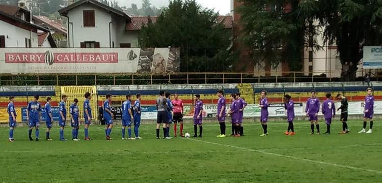Verbania Calcio Juniores Vogogna Calcio