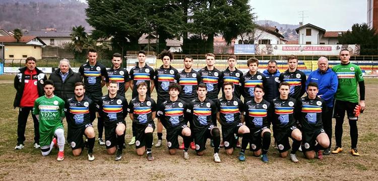 Verbania Calcio Juniores: sabato 27 aprile al Galli contro il Baveno