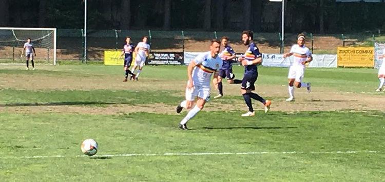 Verbania Calcio torna a vincere grazia ai gol di Artiglia e Ramponi