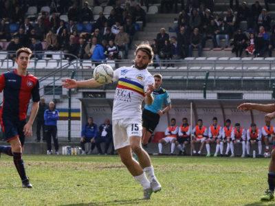 Andrea Piraccini tra i confermati Verbania Calcio per la Serie D