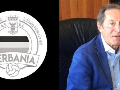 Alberto Allesina, patron del Gozzano Calcio, scomparso nella notte. Verbania Calcio partecipa al dolore della società