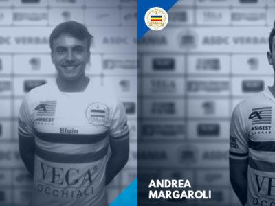 Margaroli e Cecon nuovi centrocampisti Verbania Calcio