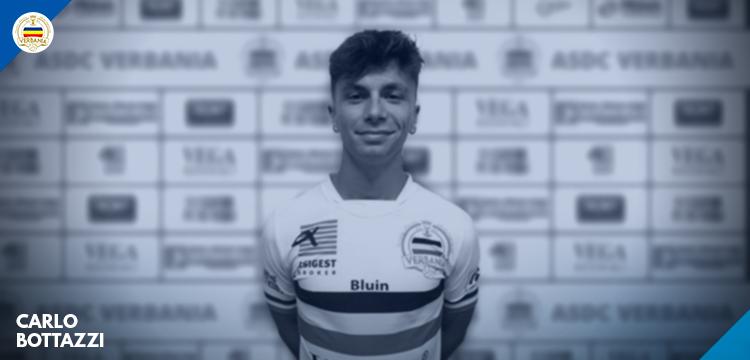 Carlo Bottazzi al Verbania, nuovo giovane attaccante classe 2001