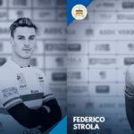 Ramponi in attacco e portiere Strola per il Verbania Calcio in Serie D