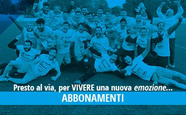 Campagna Abbonamenti Verbania Calcio Serie D: presto online i dettagli