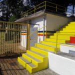 Verbania Calcio, lavori allo Stadio Pedroli: nuovo cancello a fianco delle gradinate