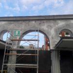 Verbania Calcio, lavori allo Stadio Pedroli: restauro facciata
