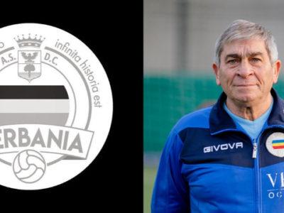 Verbania Calcio partecipa al dolore per la perdita di Ettore Ferrari massaggiatore della Prima Squadra
