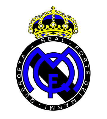 Logo Real Forte Querceta Serie D 2019-2020