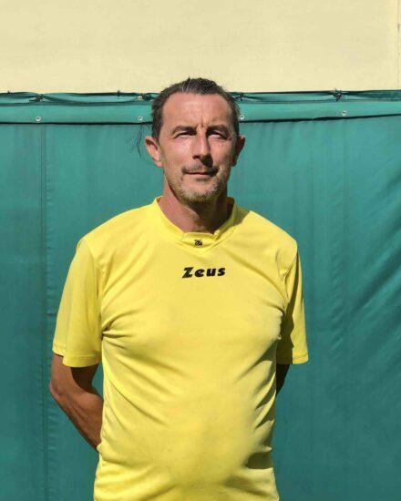 Verbania Calcio Andrea Moriggia Preparatore Portieri