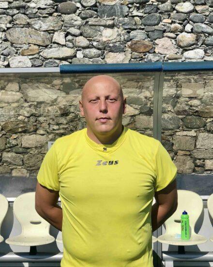 Verbania Calcio Andrea Zero Vice Preparatore Portieri