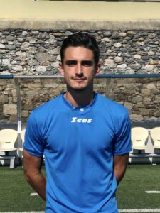 Verbania Calcio Daniele Vanzan Centrocampista