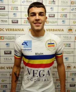 Verbania-Calcio-Denis-Perpepaj-nuovo-attacante