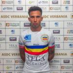 Luca Panzani, difensore del Verbania Calcio per la Stagione 2019-2020 in Serie D