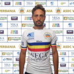 Marco Pezzati difensore Verbania Calcio per la Stagione 2019-2020 in Serie D