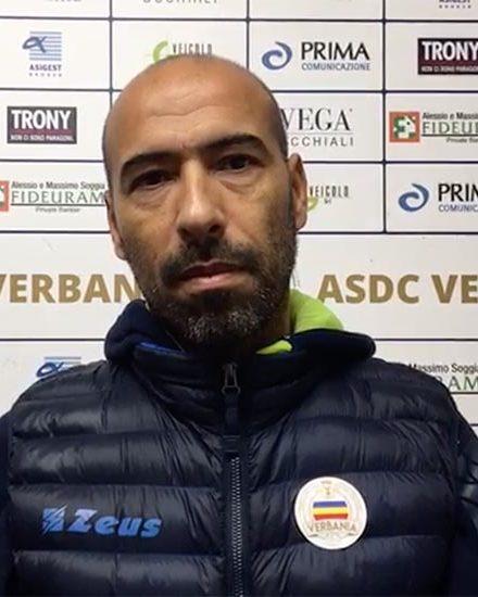 Verbania-Calcio-Prima-Squadra-Abdelhadi-Fizazi-Vice-Allenatore-Match-Analyst