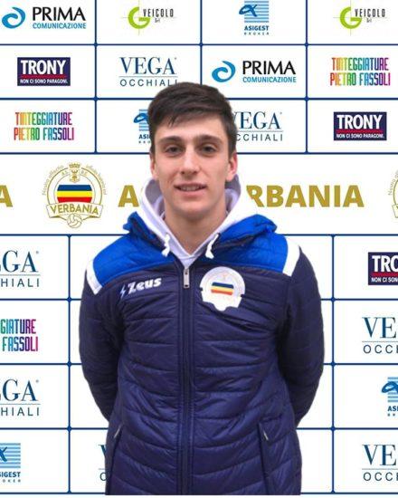 Verbania-Calcio-Prima-Squadra-Luca-Savoini-Portiere_