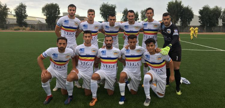 Savona - Verbania Calcio la formazione in campo