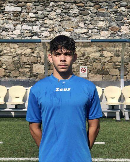 Verbania Calcio Davide Rivolta Centrocampista