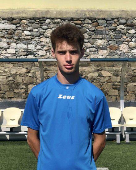 Verbania Calcio Filippo Magagnato Centrocampista