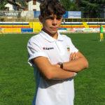 Vera Ivan Mattias Quintero, Centrocampista Juniores Nazionale Verbania Calcio Stagione 2019-2020