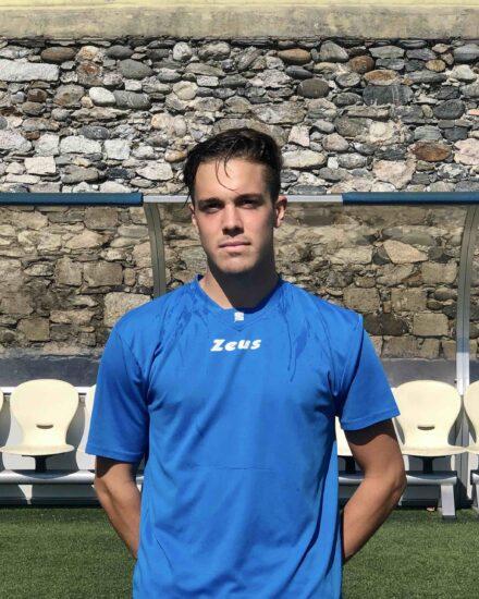 Verbania Calcio Simone Spinelli