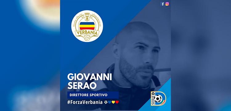 Verbania-Calcio-Giovanni-Serao-lascia