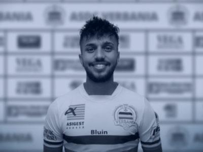 Verbania Calcio Yassine Sadouk Centrocampista